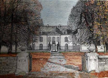 Château de Deulin automne
