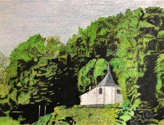 Chapelle de St Thibault 2
