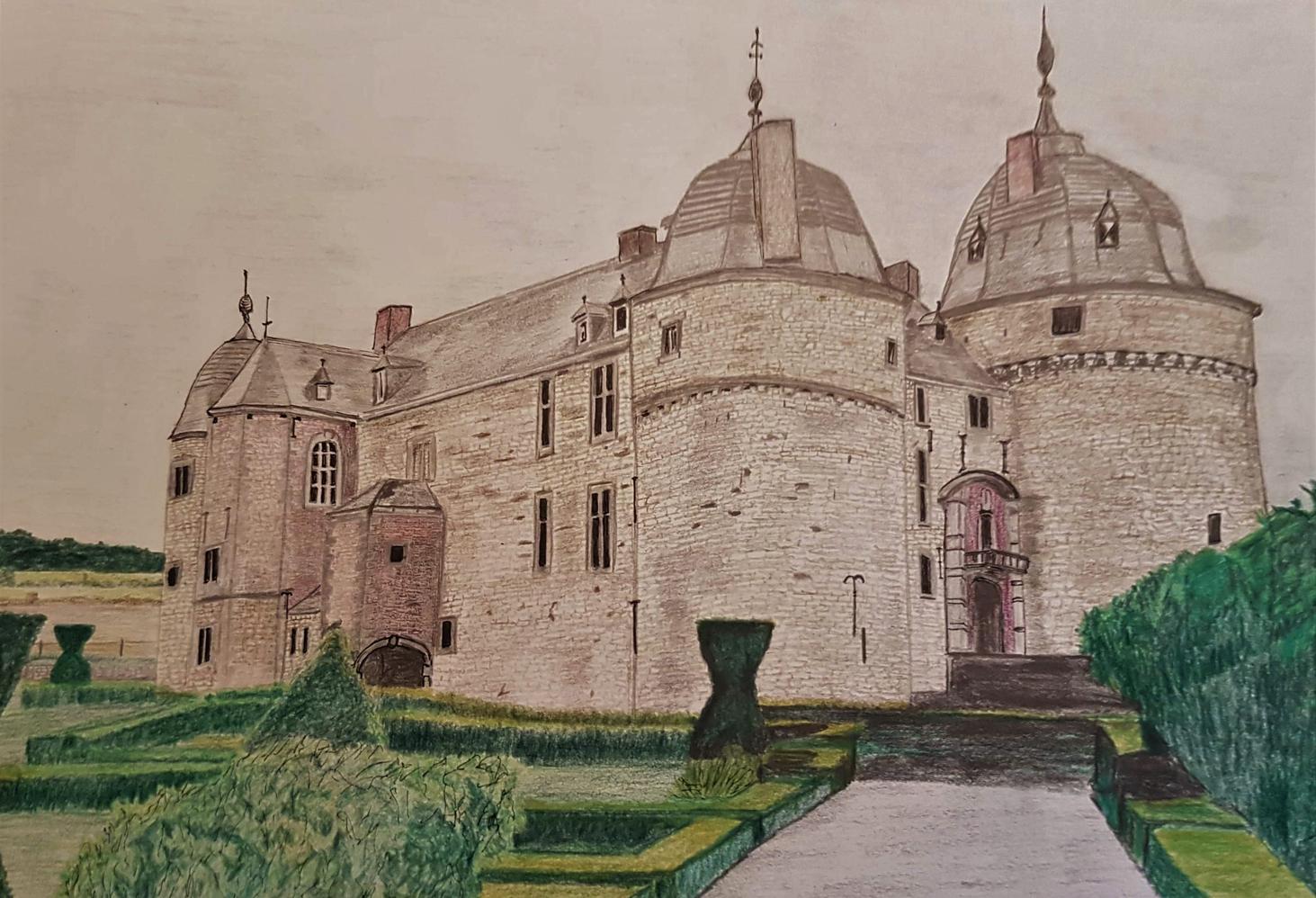 Château de Lavaux-Ste-Anne