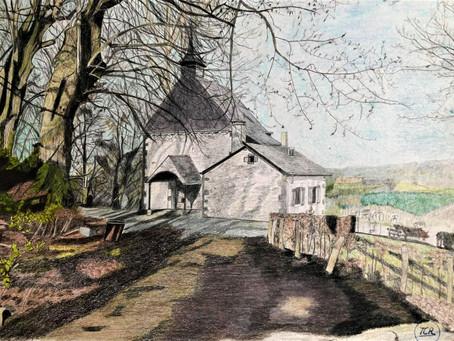 Chapelle Saint-Thibaut (Marcourt)