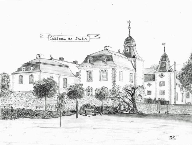 Château de Deulin
