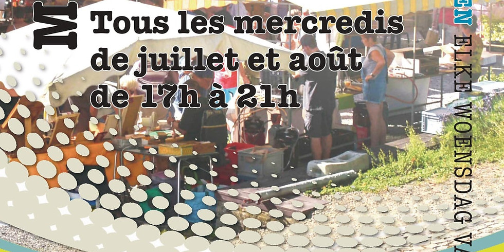 Marché artisanal de Marcourt