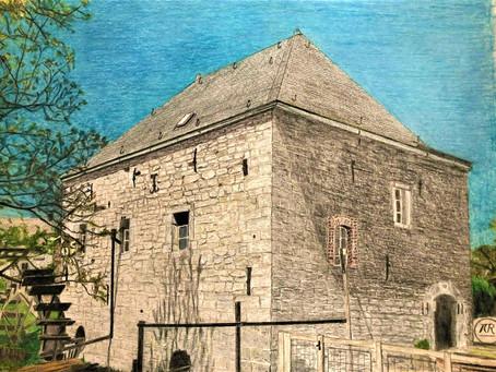 Le moulin Faber.