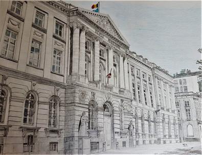 Ecole Royale Militaire - VENDU