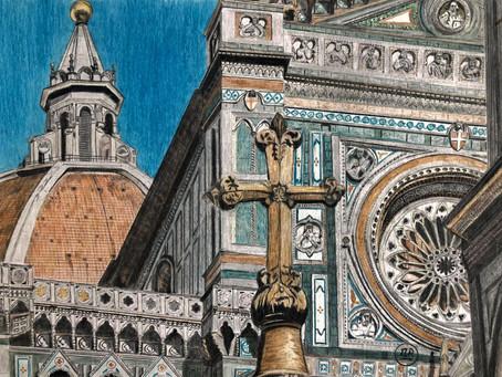 Le Duomo de Florence.