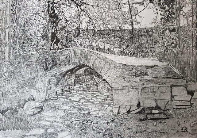 Pont de l'Iseblle