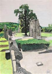 Château comtal de Rochefort