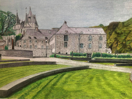 Ancien couvent des Récollets (Récollettines) de Durbuy