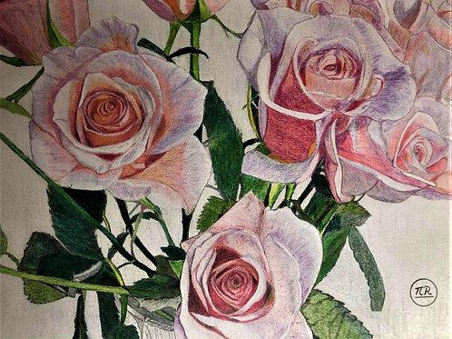 Les roses de Valentin
