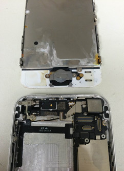 Wet iPhone 5 Data Recovery Success