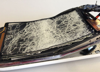 Is Using an iPhone with a Cracked Screen Dangerous?