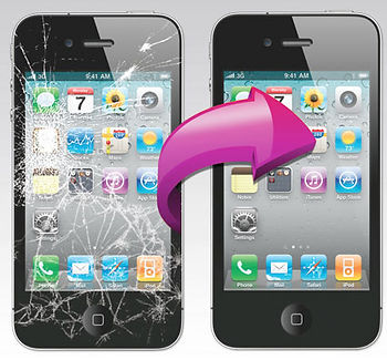 Cellphone Screen Replacement Services