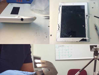 The Hammer That Fixes iPads