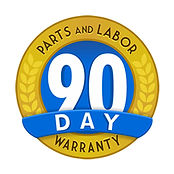30 Day Warranty on Cell Phone and Tablet repairs