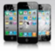 iPhone screen repair services