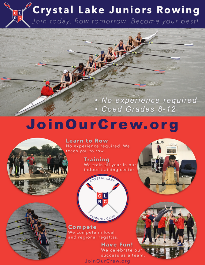 Join Our Crew!
