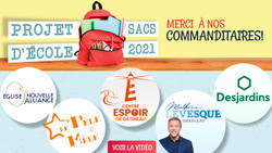 ENA - Projet Sacs d'École 2021 (MERCI)+