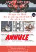 Stage de Noël - ANNULE