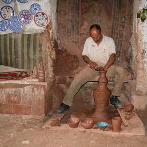 Argilo-Gym, Hassan le potier d'Avanos