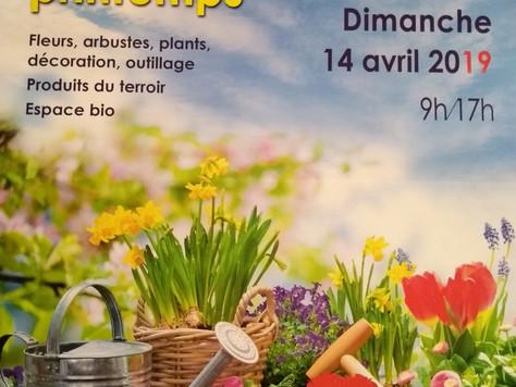 """Lady Boue participe à """"St Gély fête le Printemps"""""""