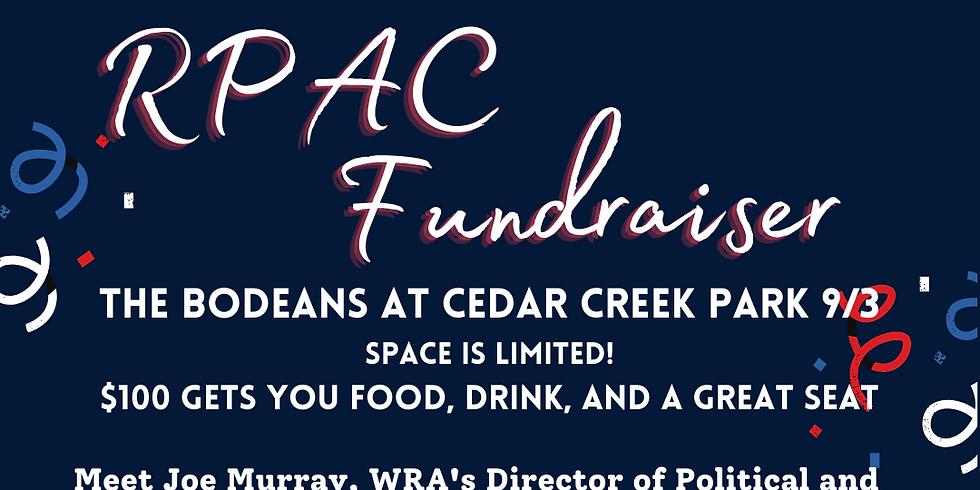 Summer Sounds RPAC Fundraiser
