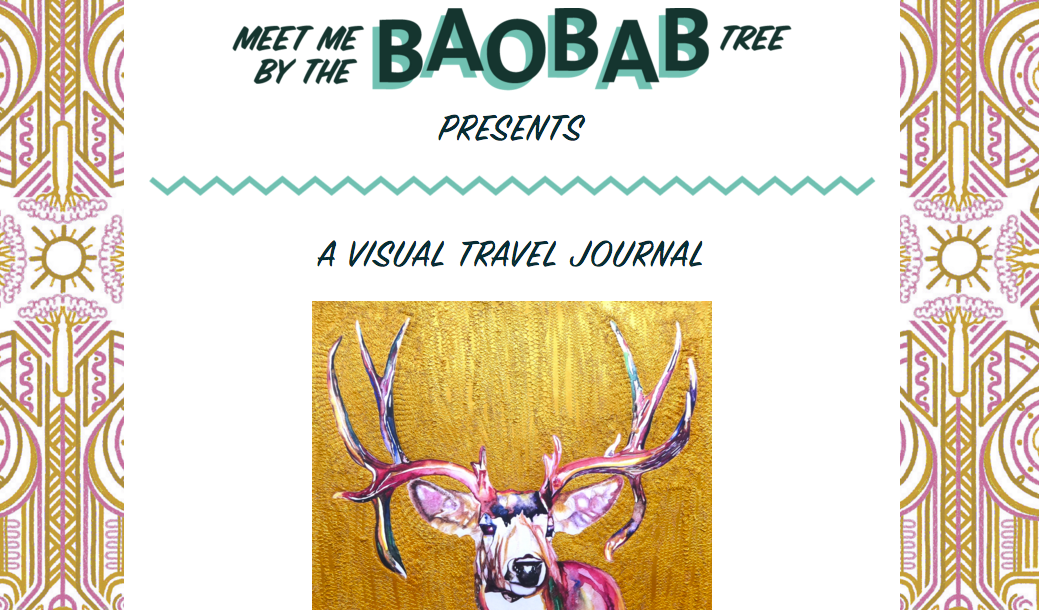 """""""A Visual Travel Journal"""""""