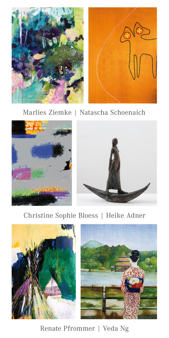 Group exhibition at Galerie Kairos Berlin