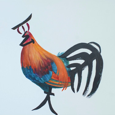 Rooster, 2019