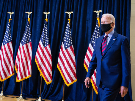 How YOU can help Joe Biden save America's Democracy from Trump