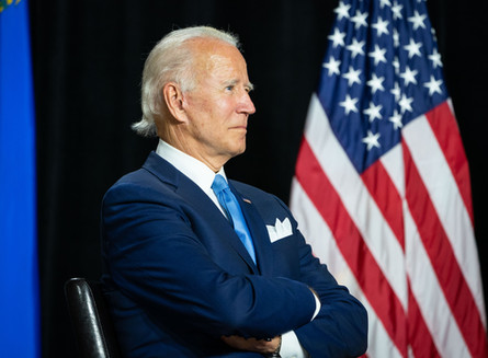 Actions speak louder than words, here is what Joe Biden has done for America in public office