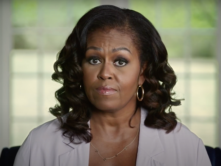 WATCH: Michelle Obama says America 'can't afford to withhold our votes'
