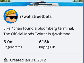 Media blitz falsely claims WSB has moved on to silver, turns out Citadel is large owner of the metal