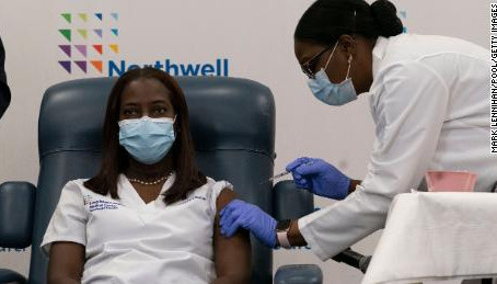Vaccine hesitancy drops amongst Southern states, African Americans since Biden took office