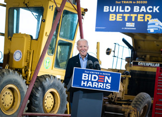 Goldman Sachs says Biden win, blue wave would lead to surge in economic growth