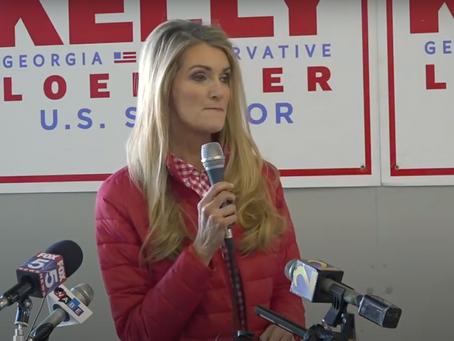 Georgia Senator Kelly Loeffler officially a billionaire, wealthiest member of congress