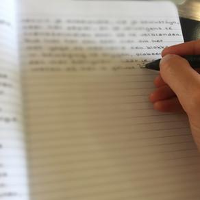 De voordelen van schrijven