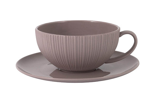 Чашка с блюдцем (какао) 0.2л