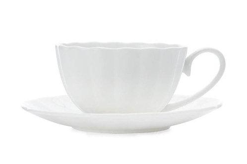 """Чашка с блюдцем """"Шарм"""" 0,25"""