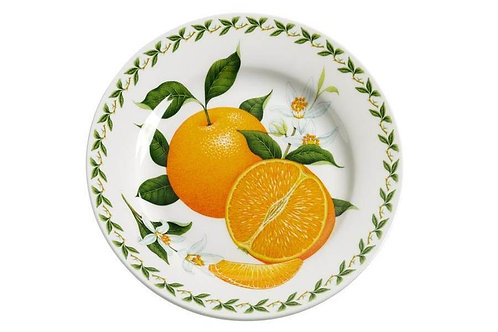 "Тарелка ""Апельсин 20см"