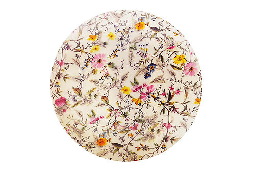 "Тарелка ""Летние цветы"" 20см"