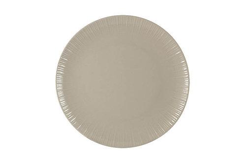 Тарелка закусочная (карамель) 19см