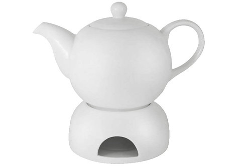 "Чайник на подставке ""Лилия"" 1.0л"