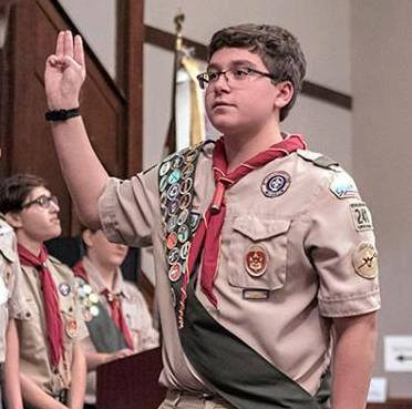 Jared Smith, Troop 241