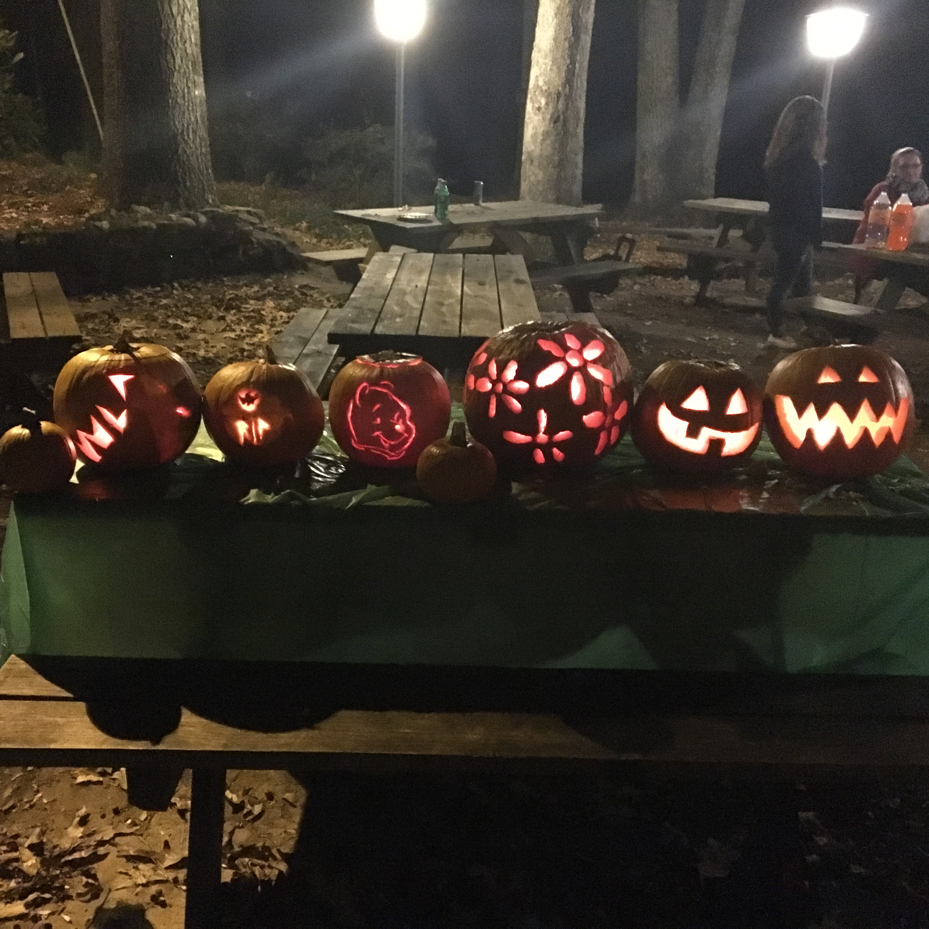 Pumpkin' Carving