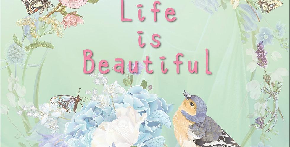 Life is Beautiful 大宮香織