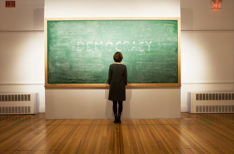 Toni Ross and DEMOCRACY, 2017