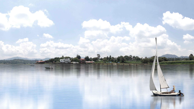 Villa del Carbon Masterplan