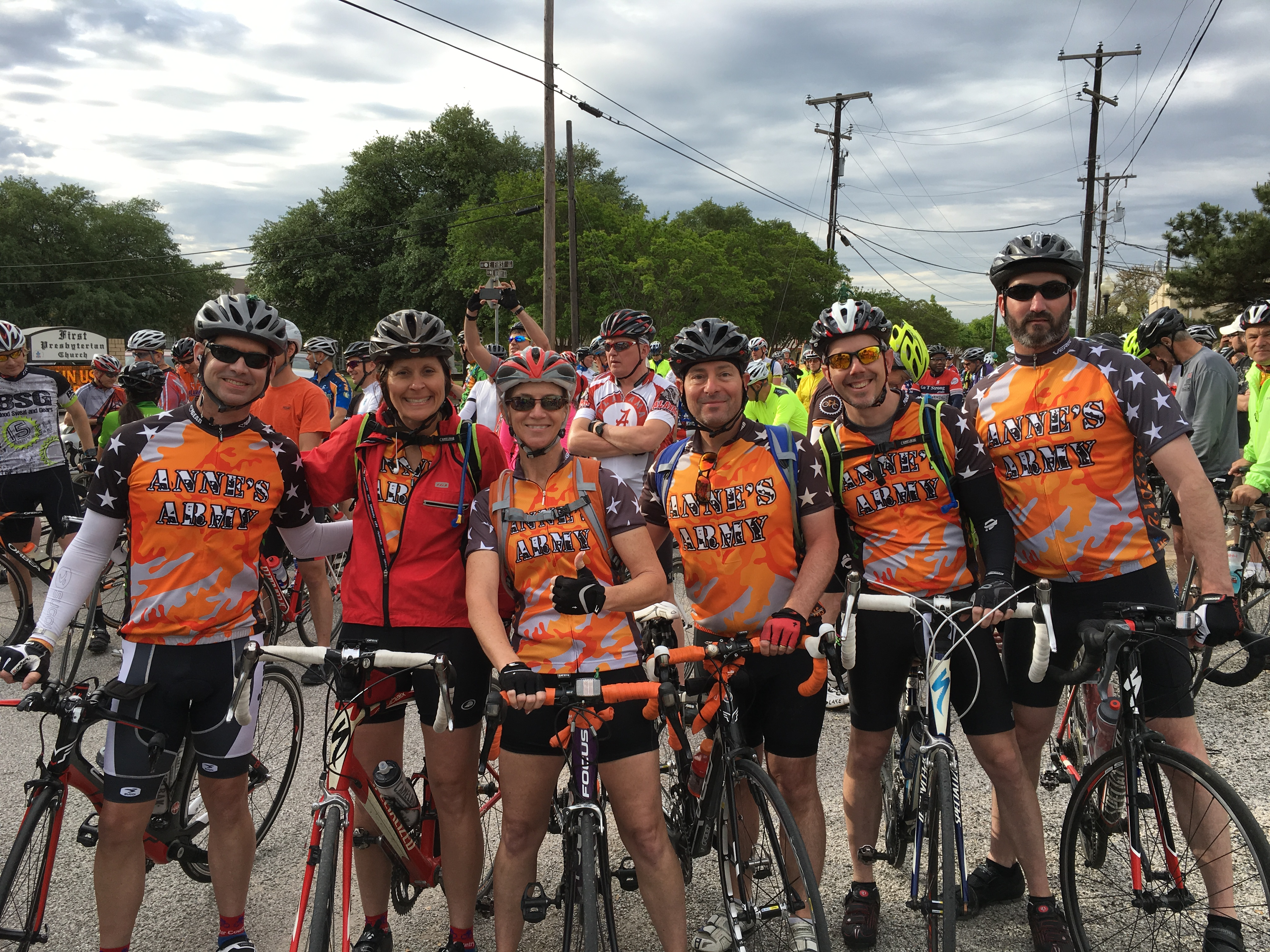 Lancaster ride 2016