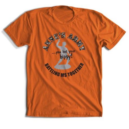 Anne's Army Color T-Shirt