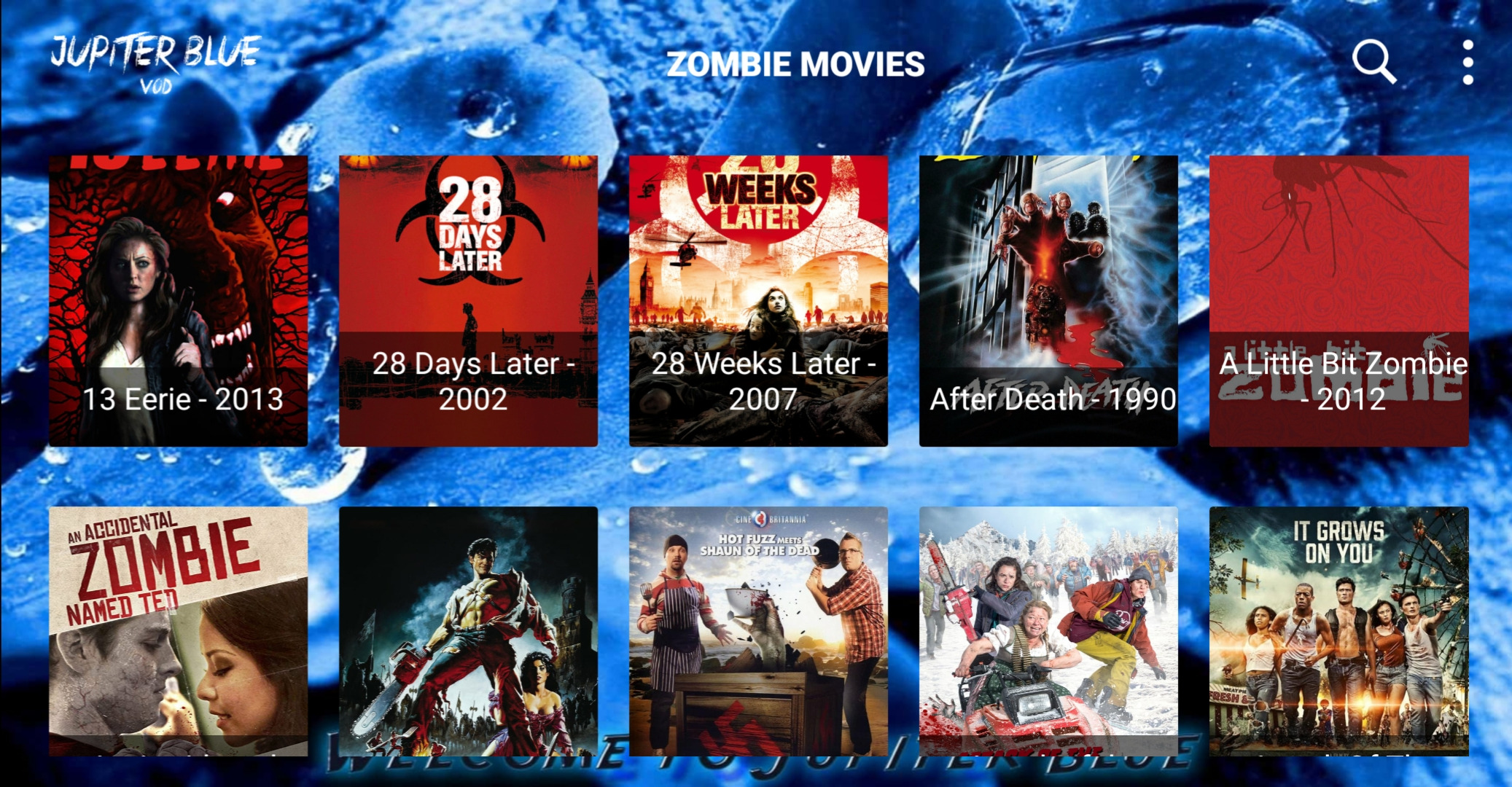 Your Favorite Zombie movies